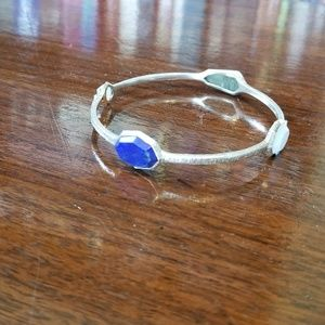 Silpada B3076 Starry Night Bangle bracelet